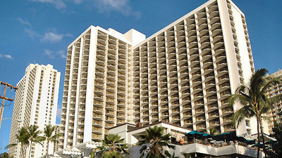 Marriott Waikiki Beach & Spa Hotel